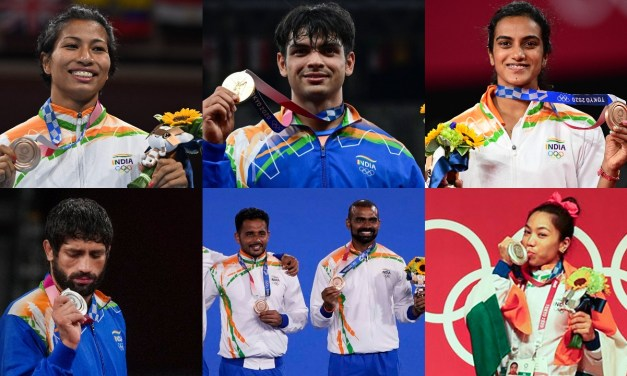 India ends Tokyo Olympics 2020 as its best olympic performance ever
