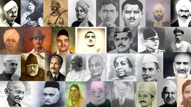 MOST INFLUENTIAL REVOLUTIONARIES OF THE INDIAN INDEPENDENCE MOVEMENT