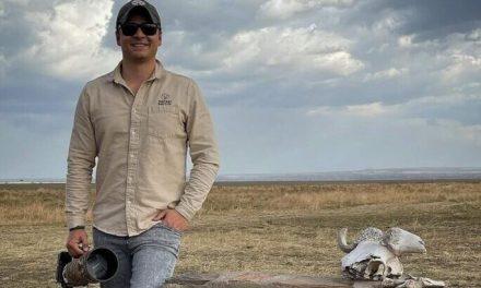 KYLE SMITH – a photographer and co-founder of Safari Smiths