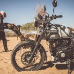 OLD SCHOOL BASTARD – A poet on a motorcycle | एk aam sa ladka