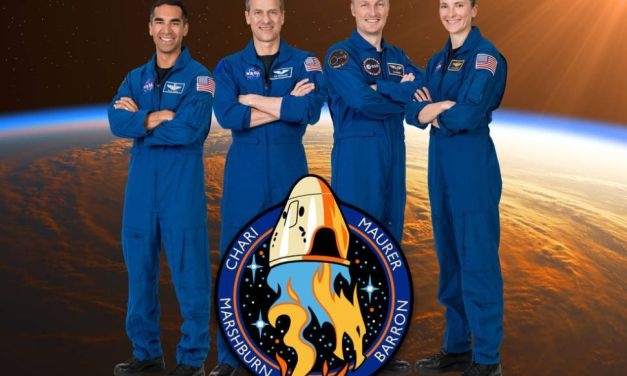 SpaceX's Crew-3 is ready for a Halloween weekend launch