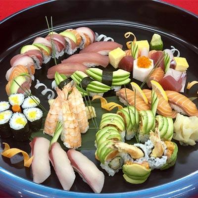 Corso di sushi di 10 giorni