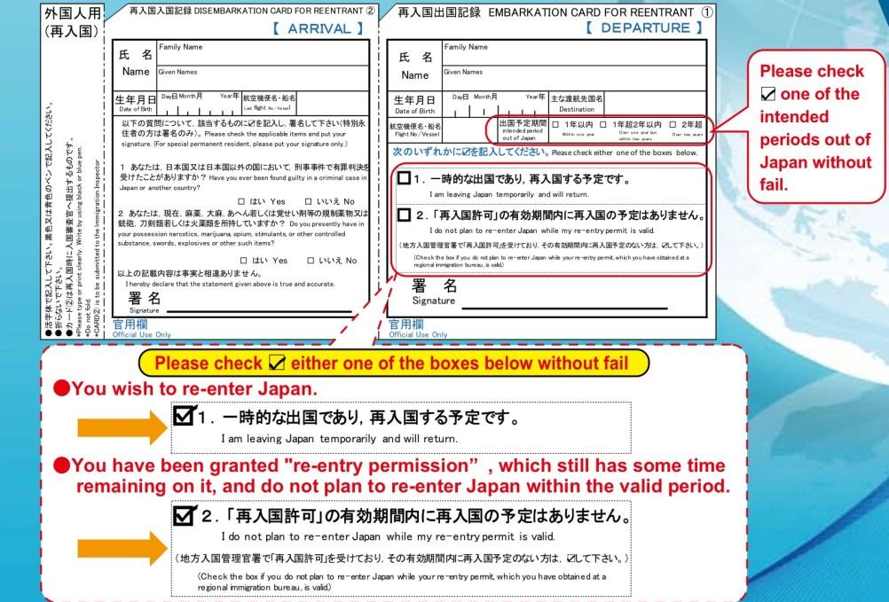 Re-entry Permit: il permesso di rientro in Giappone