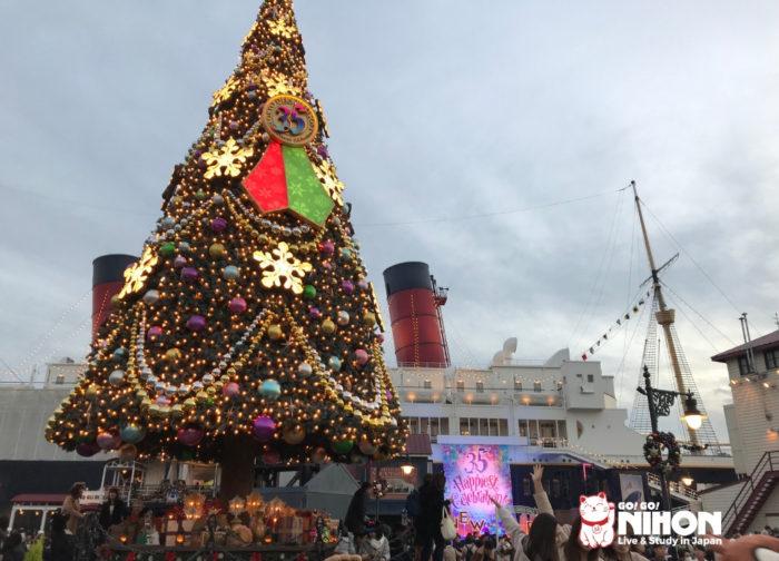 Noël à DisneySea