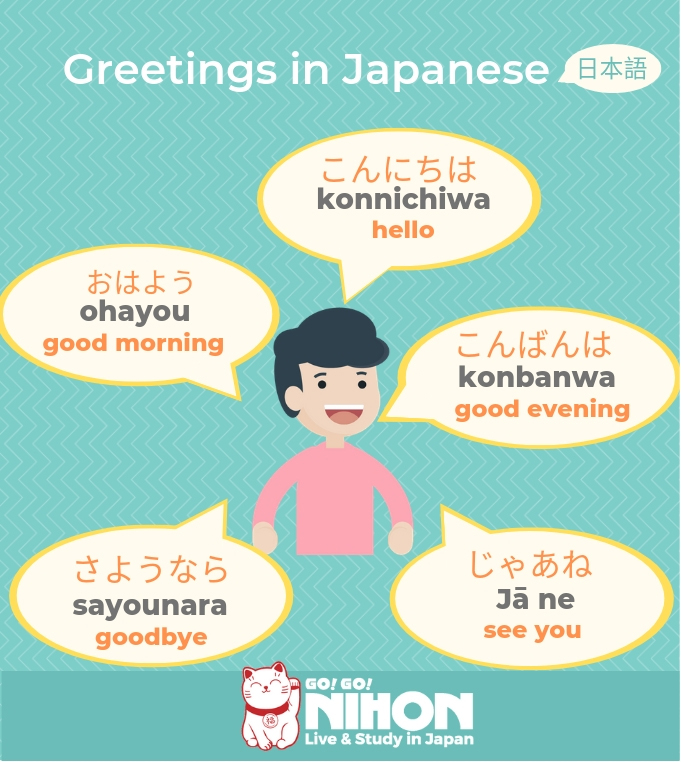 Hello In Japanese Starting The Conversation Isn T As Hard As You Think