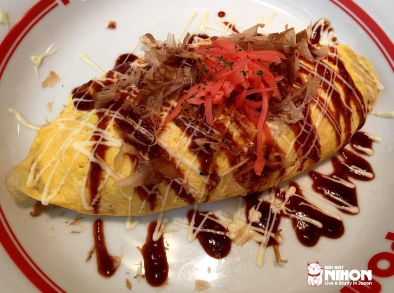 Omurice recettes de cuisine japonaise