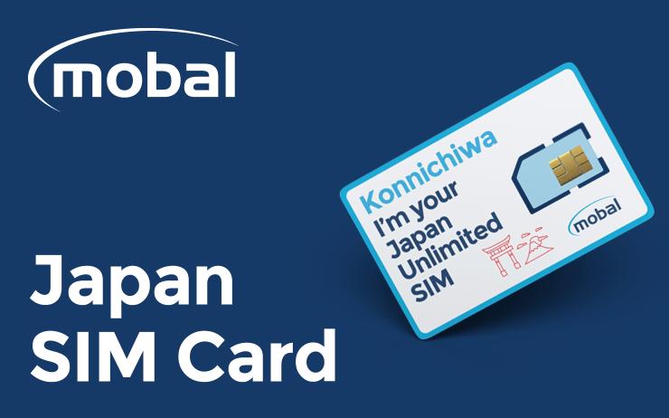 Mobal Japan SIM Card