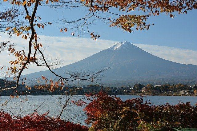 Monte Fuji a Kofu