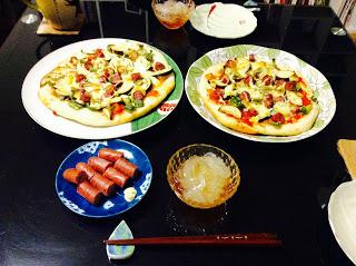 ししピザパーティー