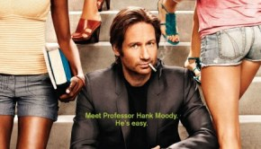 Meet Professor Hank Moody. He's easy.