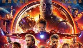 Avengers Infinity War Official Poster