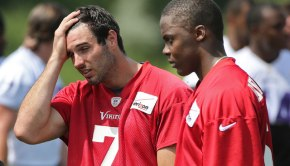 Christian Ponder Confused Teddy Bridgewater Confident