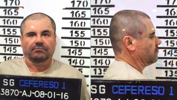 El Chapo Mugshot