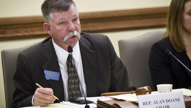Former Montana Representative Alan Doane