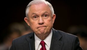 Attorney General Jeff Sessions, Al Drago/The New York Times