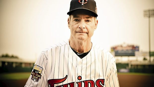 Minnesota Twins Paul Molitor