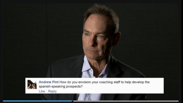 Paul Molitor Answers Fan Questions
