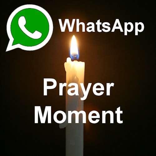 Prayer Moment