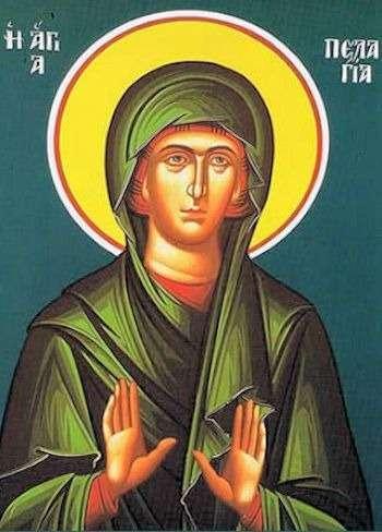 Saint Pelagia the Penitent