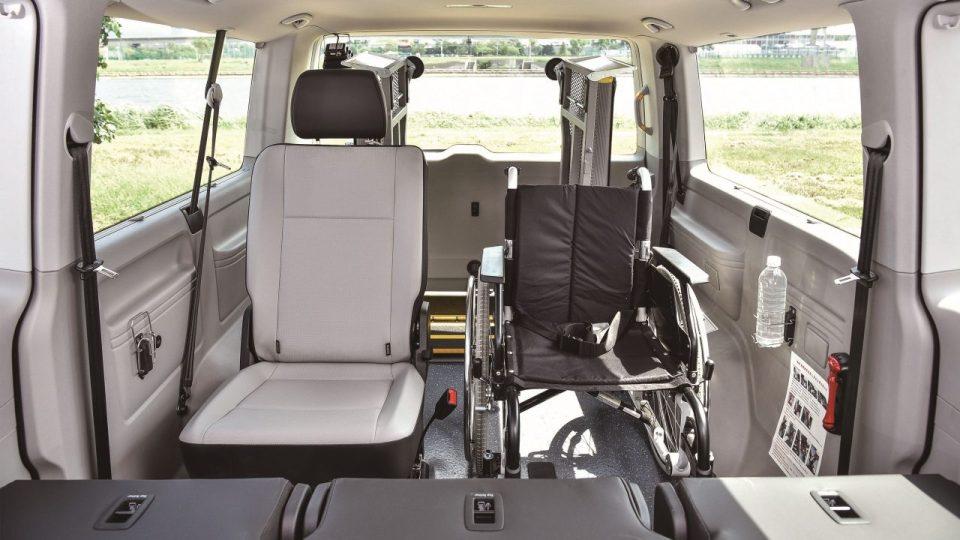 福斯,VW,Caravelle,IPC,福祉車,T5,T6,台北租車,無障礙車