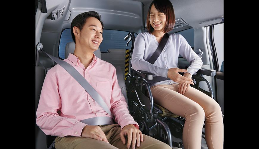 Luxgen,V7,福祉車,台北租車,無障礙車