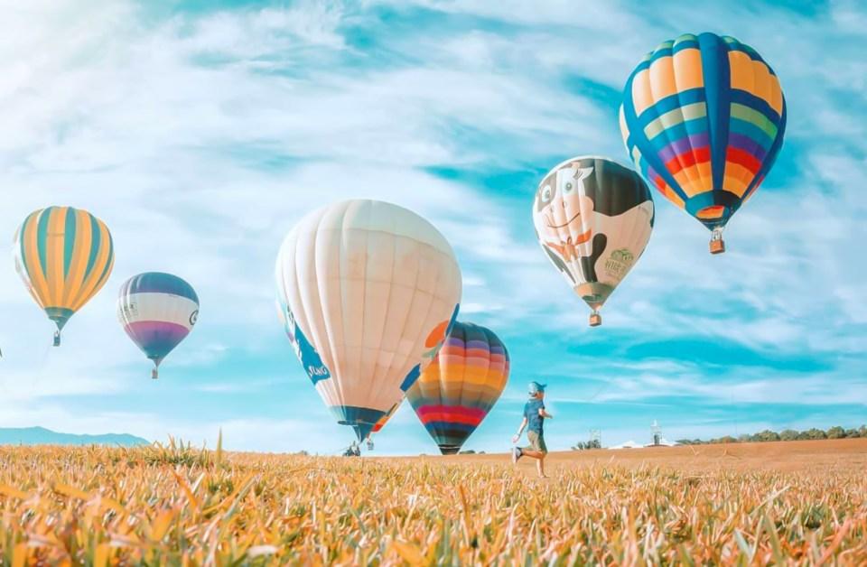 台東熱氣球,旅遊達人教你怎麼玩