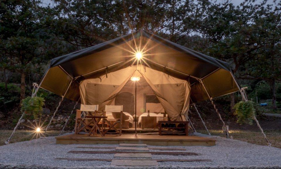 花蓮,露營, 花蓮鹽寮懶人宿營,懶人露營,露營景點,露營地,豪華露營,親子露營