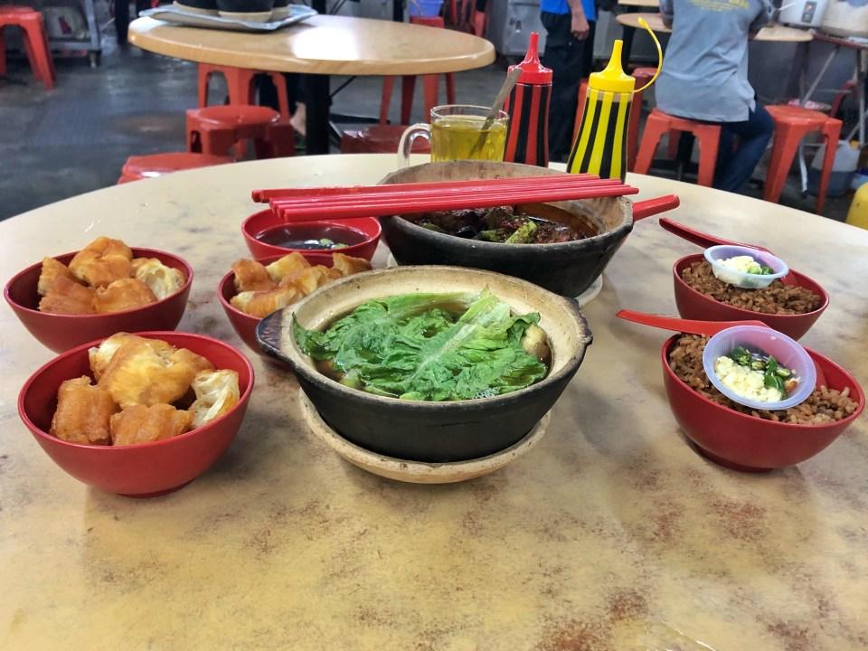 馬來西亞,檳城,自助,旅遊,肉骨茶,芋頭飯,馬來西亞美食