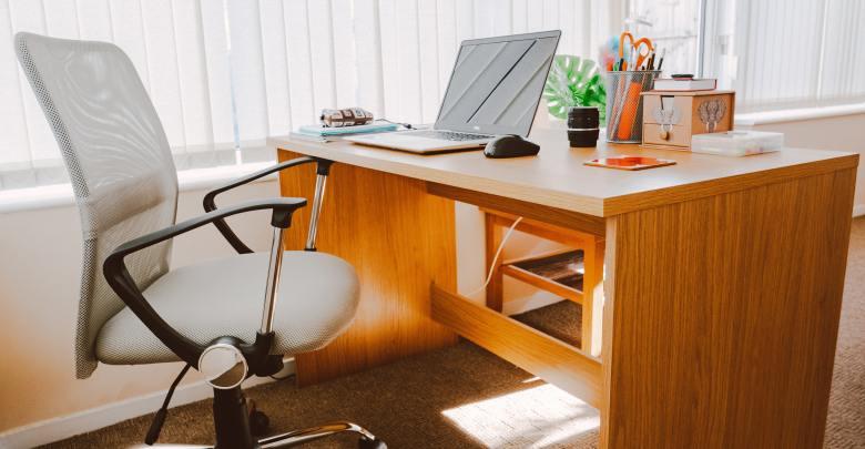 ergonomic office