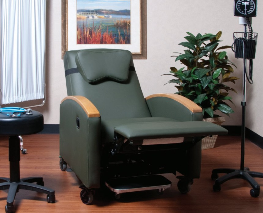 Lumex Ortho-Biotic II Recliner Graham-Field exam room