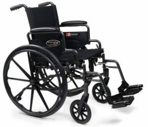 The Traveler L4 is a high strength, lightweight Medicare approved K0004 wheelchair designed for both the home and rehab markets.