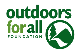 Outdoors for all foundation logo