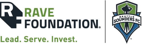 Seattle Sounders: Rave Foundation Logo