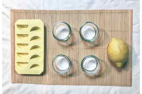 receta detergente lavaplatos