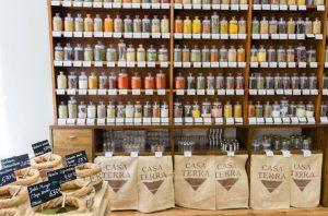 boutique casa tierra pour faire les courses en vrac à madrid