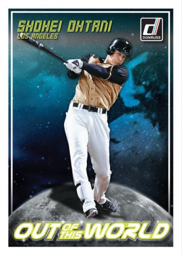 Shohei Ohtani Rookie Baseball Card Guide - Definitive ...