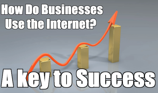 How do businesses use the Internet - Internet for Business Use- Gogyanpedia