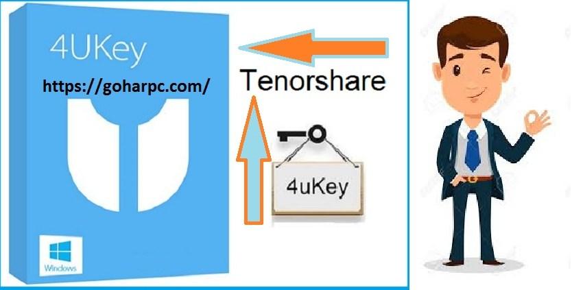 Tenorshare 4ukey Crack 2.1.6.1 Registration Code Free Download