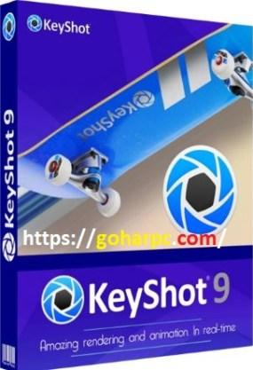 Luxion KeyShot Pro 9.3.14 Crack + Serial Code Free Download