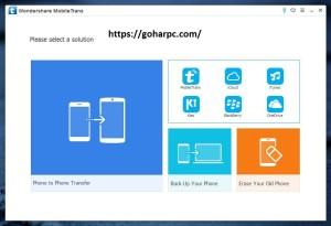 Wondershare MobileTrans 8.1.0 Crack With Registration Code