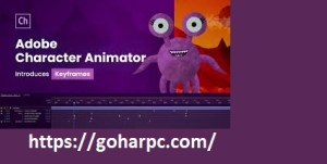 Adobe Character Animator CC 2020 With Crack Full Download