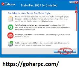Intuit TurboTax Deluxe 2019.41.24.240 Free Dwonload