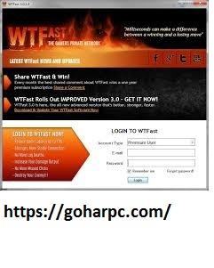 WTFast Crack 4.16.0.1902 Activation Key Free Download 2020