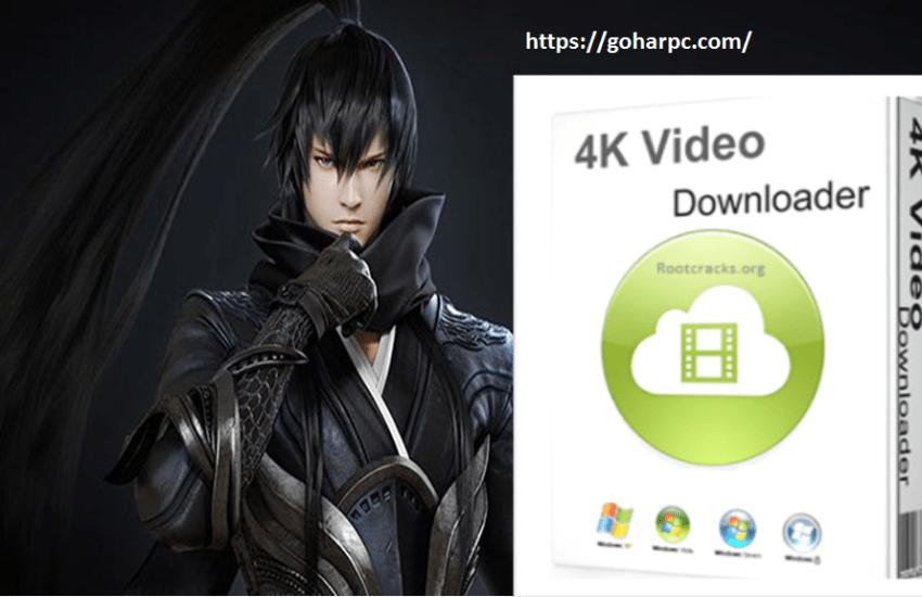 4K Video Downloader crack 4.12.5.3670 With Crack Download