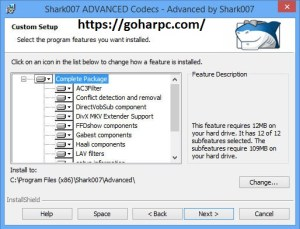 ADVANCED Codecs 13.5.4 Crack With Latest Serial Key Free Download