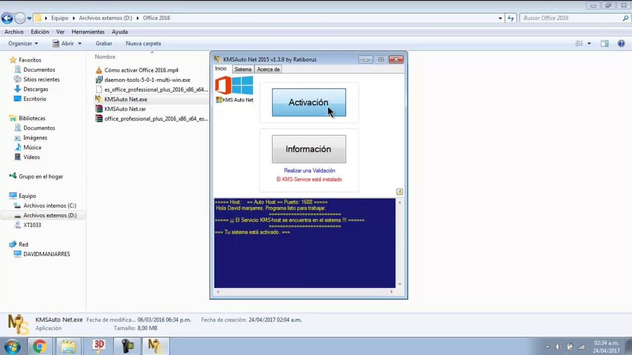 Activate Office 2016 Crack