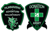 donation army logo