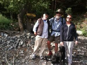 Loon, Ben and Mavis