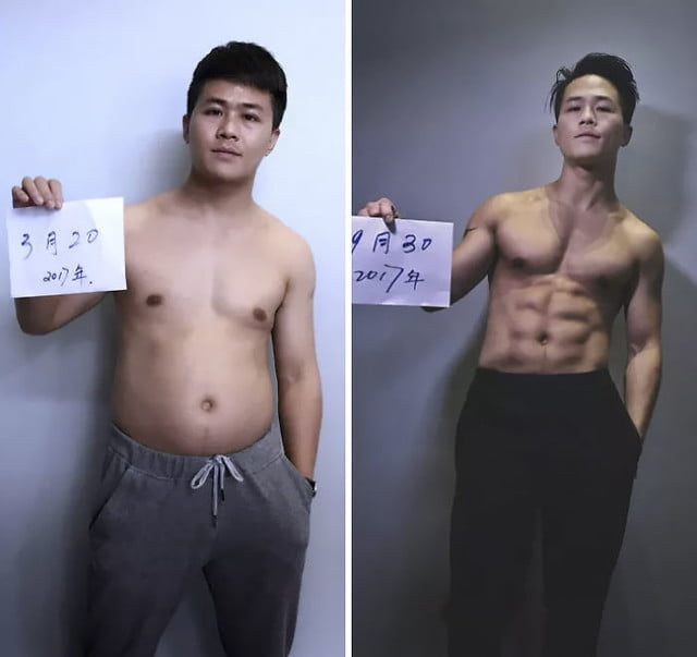 who should weight loss before