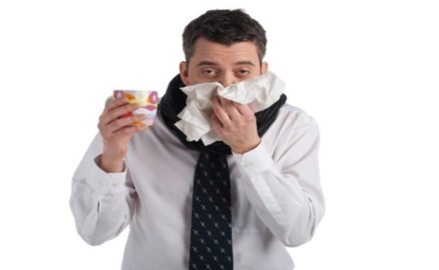 When Does a Cold Stop Being Contagious
